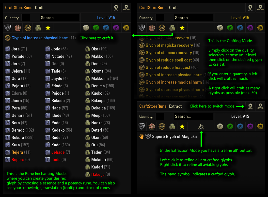 Eso Trading Crafting Guild